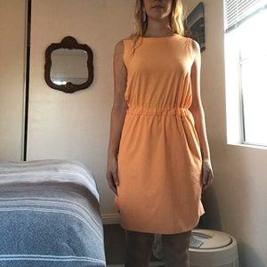 Athlete casual dress
